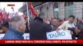 """21/11/2014 - Landini: """"Renzi non ha il consenso degli onesti"""""""