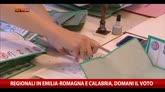 22/11/2014 - Regionali in Emilia-Romagna e Calabria, domani il voto