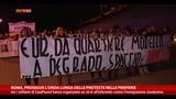 23/11/2014 - Roma, prosegue l'onda lunga delle proteste nelle periferie