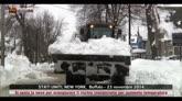 USA, a Buffalo si lavora per scongiurare rischio inondazione