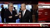 Regionali Emilia-Romagna, le parole di Gianfranco Pasquino
