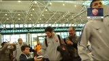 24/11/2014 - Roma, emergenza difesa contro il Cska