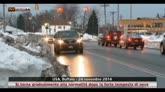 Buffalo, si torna alla normalità dopo forte tempesta di neve