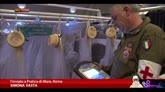 Ebola,Pratica di mare: atterrerà aereo col medico contagiato