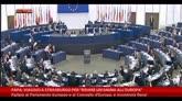 """Papa, viaggio a Strasburgo per """"ridare anima all'Europa"""""""