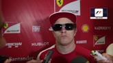 Ferrari, Raikkonen fiducioso dopo i testi di Abi Dhabi