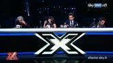27/11/2014 - I giudici commentano l'esibizione di Ilaria