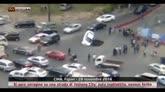 30/11/2014 - Cina, voragine a Jinjiang City: auto inghiottita