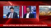 04/12/2014 - Mafia Capitale, M5S: soluzione non è rimpasto giunta