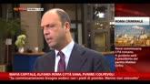 05/12/2014 - Mafia Capitale, Alfano: Roma città sana, punire i colpevoli