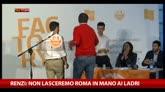 08/12/2014 - Mafia Capitale, Renzi: Giudici facciano in fretta i processi