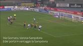 09/12/2014 - Ljajic accorcia sul Sassuolo. Eder lancia la Samp