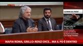10/12/2014 - Mafia Roma, Grillo: Renzi dice...ma il PD è dentro