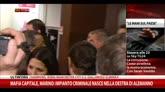 10/12/2014 - Mafia Roma, Marino: criminalità nasce in destra Alemanno