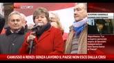 12/12/2014 - Camusso a Renzi: senza lavoro il paese non esce dalla crisi