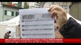 Grillo: onestà è eversione in Italia, 5 Stelle sono eversori