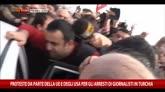 15/12/2014 - Turchia, proteste da UE e USA per gli arresti di giornalisti