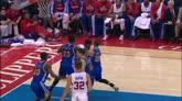 16/12/2014 - DeAndre Jordan dei Los Angeles Clippers
