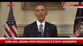 """17/12/2014 - USA-Cuba, Obama: """"Todos somos americanos"""""""