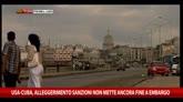 18/12/2014 - USA-Cuba, alleggerimento sanzioni non conlude ancora embrago