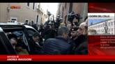"""Grillo: """"Napolitano non dovrebbe dimettersi ma costituirsi"""""""