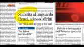 Rassegna stampa nazionale (22.12.2014)