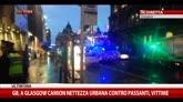 GB, camion nettezza urbana investe passanti a Glasgow