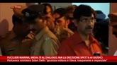 26/12/2014 - Marò, India: sì al dialogo, ma decisione spetta ai giudici