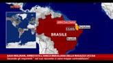 29/12/2014 - Gaia Molinari, arrestata l'amica brasiliana della ragazza