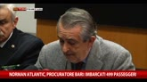 30/12/2014 - Norman Atlantic, procuratore Bari: imbarcati 499 passeggeri