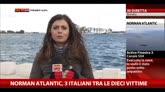 30/12/2014 - Norman Atlantic, tre italiani tra le dieci vittime