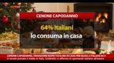 31/12/2014 - Cenone Capodanno, in casa per quasi 2 italiani su 3