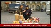 31/12/2014 - Capodanno, nel napoletano sequestri botti illegali