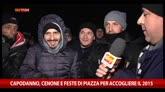 31/12/2014 - Capodanno, cenone e feste in piazza per accogliere il 2015