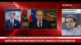 """31/12/2014 - Napolitano, Brunetta: """"Discorso deludente"""""""