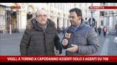 Vigili assenteisti, polemica a Roma