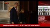 22/01/2015 - Terrorismo, Kerry: l'Isis ha perso slancio