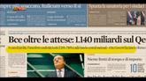 Rassegna stampa nazionale (23.01.2015)