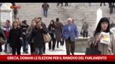 24/01/2015 - Elezioni Grecia, le parole dei cittadini