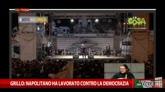Grillo: Napolitano ha lavorato contro la democrazia