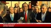 """25/01/2015 - Elezioni Grecia, Samaras: """"Voto decisivo per nostro Paese"""""""