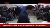 25/01/2015 - Grecia alle urne, al voto il leader di Syriza Tsipras