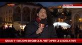 25/01/2015 - Quasi 11 milioni di greci al voto per le legislative