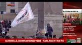 Quirinale, domani Renzi vede i parlamentari PD