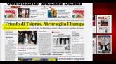 Rassegna stampa nazionale (26.01.2015)