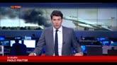 26/01/2015 - Spagna, si schianta F16: 10 morti e 9 italiani tra i feriti