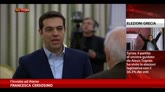 26/01/2015 - Grecia, Tsipras: governo possibile già mercoledì