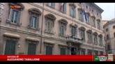 27/01/2015 - Italicum, tensione al Senato prima del voto finale