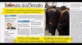 Rassegna stampa nazionale (28.01.2015)