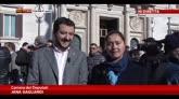 Colle, Lega e Fdi candidano Feltri. Salvini: un uomo libero